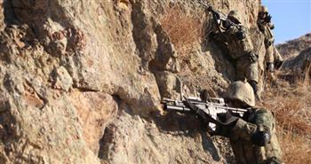 Soldats turcs contre le PKK