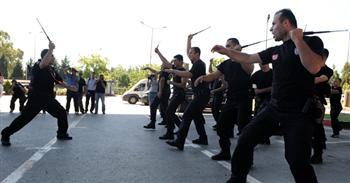 Nouvelles matraques pour la police turque