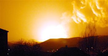 Explosion en Turquie