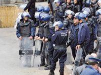 Déploiement policier à Constantine