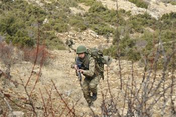 Force terrestre de l'armée turque