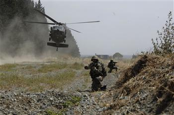 Opération militaire au Kurdistan