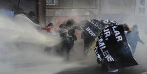Affrontements en Turquie