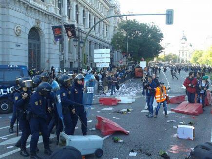 14 novembre 2012 Madrid