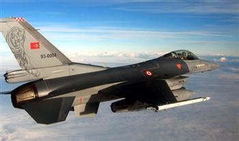 F-16 de l'armée turque