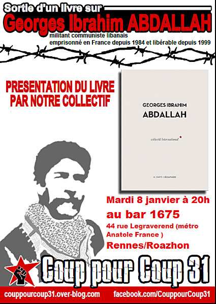 Conférence pour Georges Abdallah