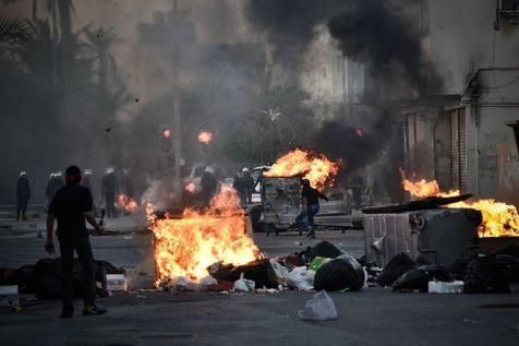 Manifestation au Bahreïn