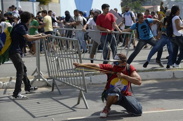 Manifestation Fortaleza