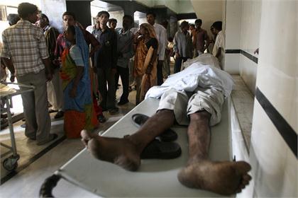 Ouvrier abattu par la police