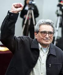 Abimael Guzman Président Gonzalo
