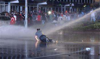 Répression à Ankara