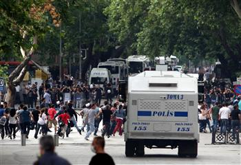 Mass Incident Intervention Vehicles