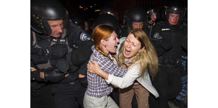 manifestation viol kiev