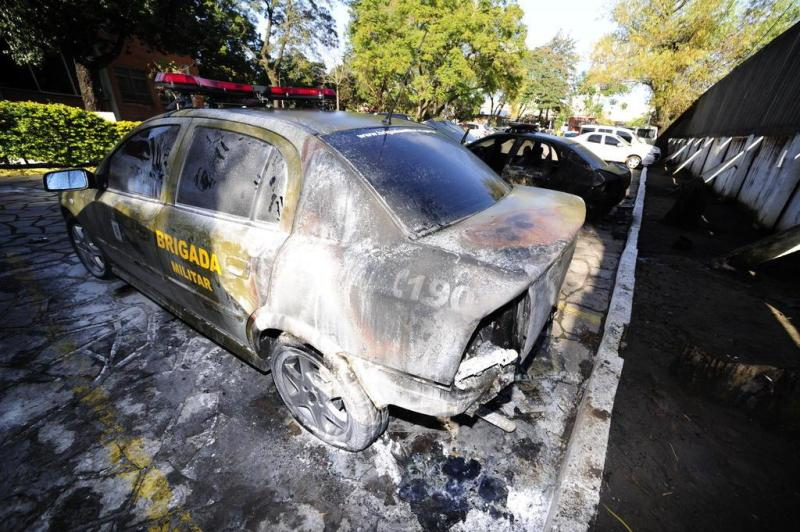 porto alegre police militaire incendie