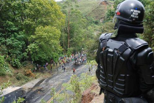 blocus du Catatumbo