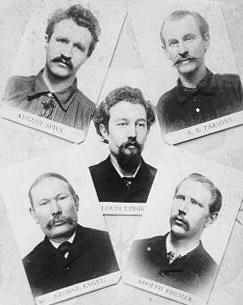 Martyrs de Haymarket