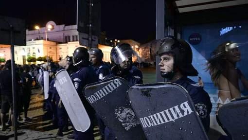 policiers bulgares