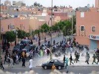 Manifestation sahraouie réprimée