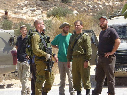 colons soldats salem