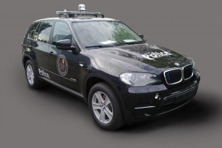 Liège: Des BMW pour le peloton anti-banditisme