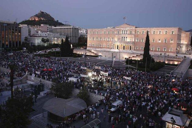 Athènes antifasciste