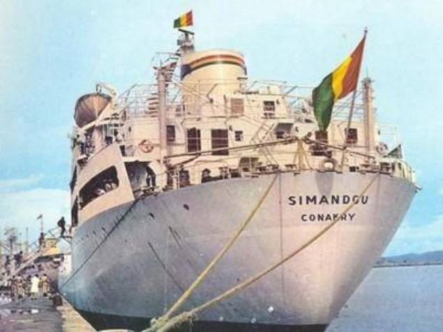 société navale guinéenne