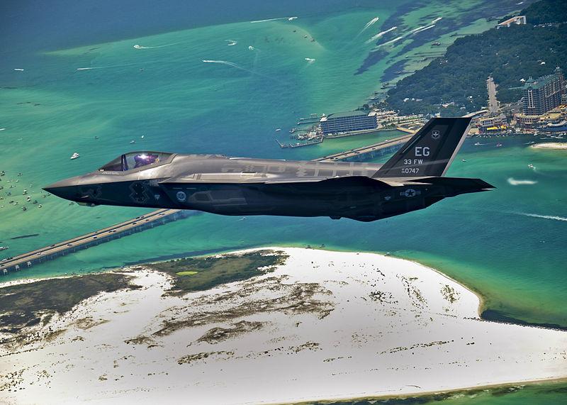 F-35 de Lockheed Martin
