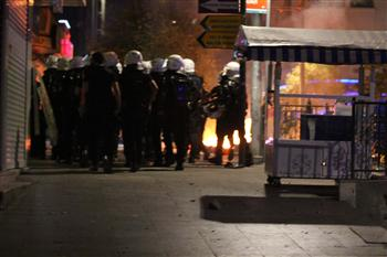 Répression à Istanbul