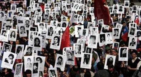 Santiago, commémoration 11 septembre