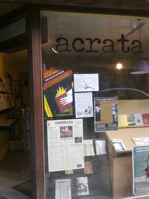 Bibliothèque ACRATA