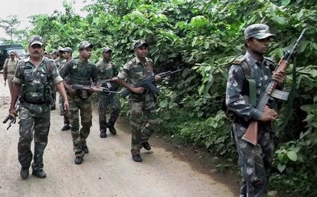 Soldats indiens