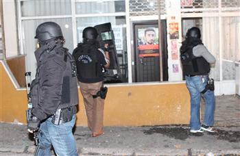 Opération anti-terroriste à Istanbul