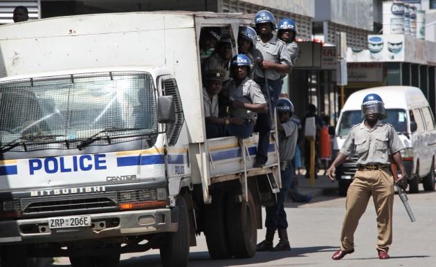 police zimbabwe