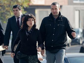Francisco Javier Solar Dominguez et Monica Andrea Caballero Sepulveda
