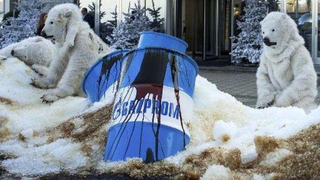 Action de Greenpeace à Genève