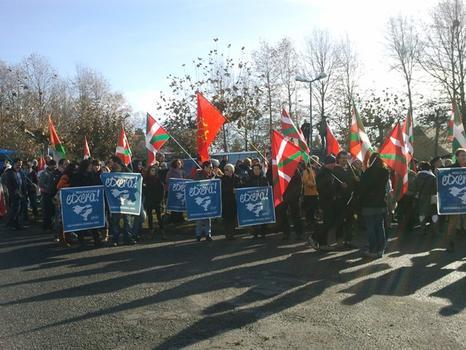rassemblement basque lannemezan
