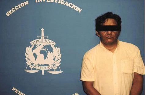 arrestation d'un maoiste péruvien en argentine