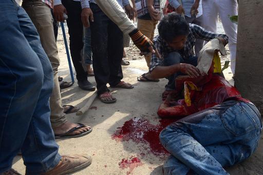 Manifestant tué au Cambodge
