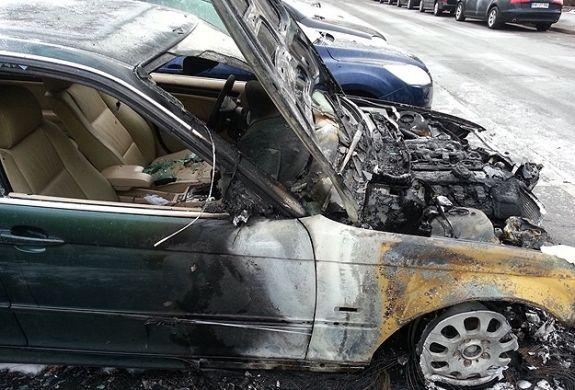 voitures diplomatiques turques incendiées à berlin