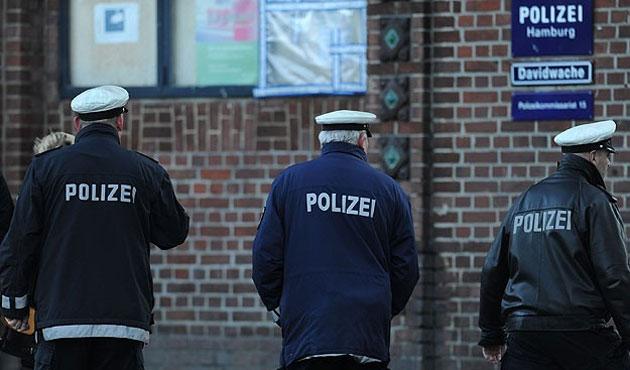 Zones de danger à Hambourg