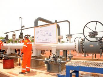 tchad pipe-line