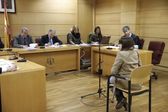 Procès de Alba Gonzalez Camacho