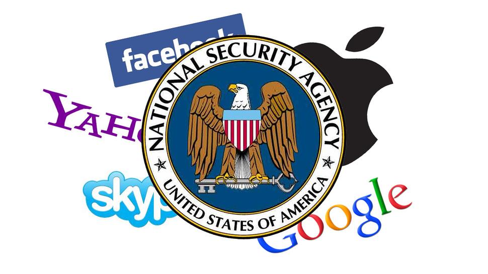 Les entreprises américaines sont légalement obligées à fournir leurs données à la NSA