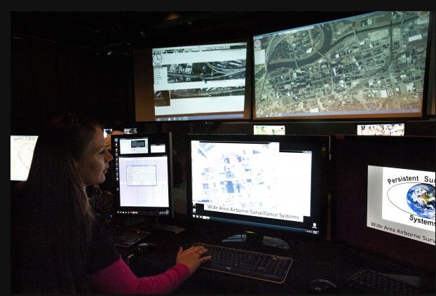 Système de surveillance persistante