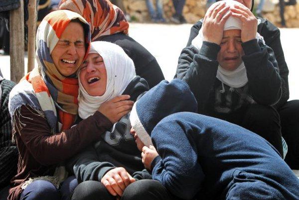 La famille de l'adolescent palestinien Youssef Shawamreh