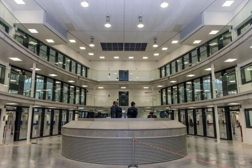 La nouvelle prison de Beveren