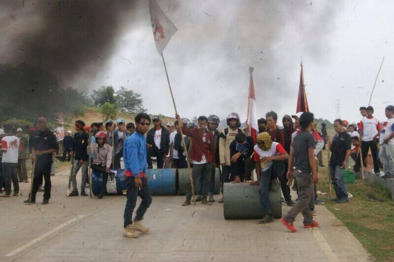 Les paysans indonésiens résistent à l'expulsion