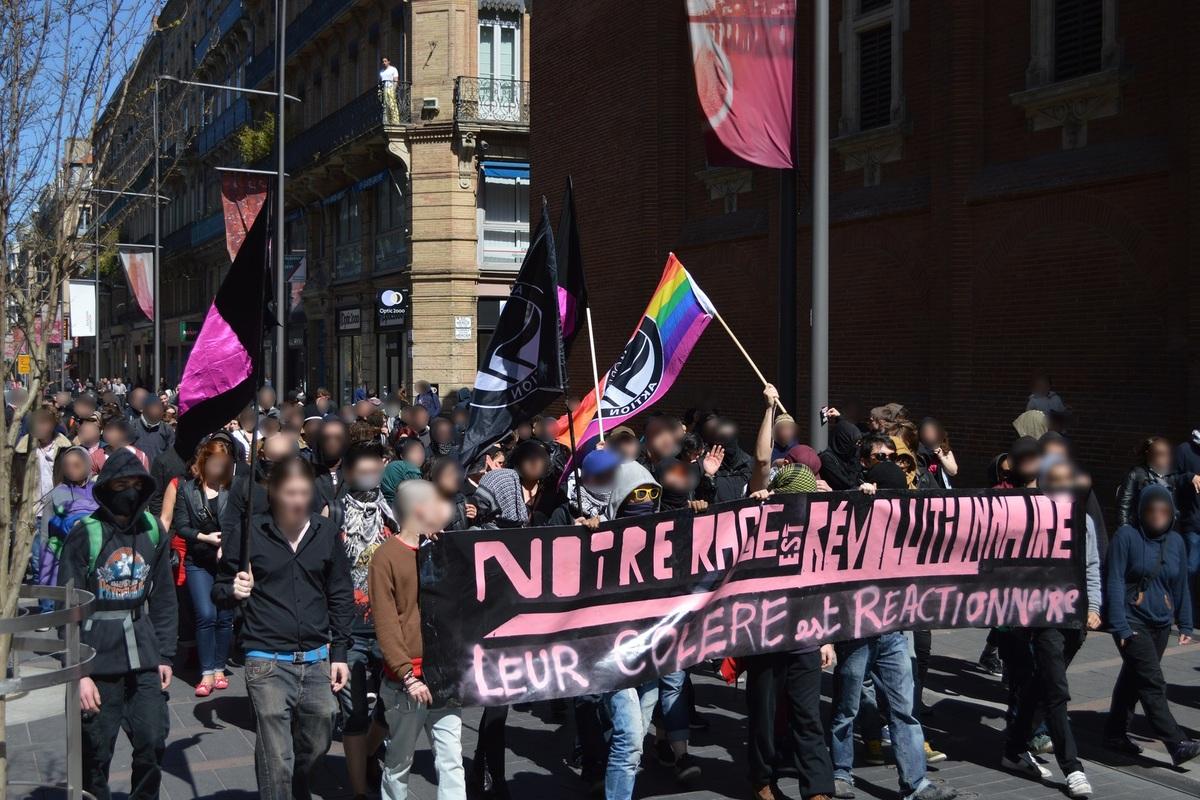 La manifestation du 5 avril
