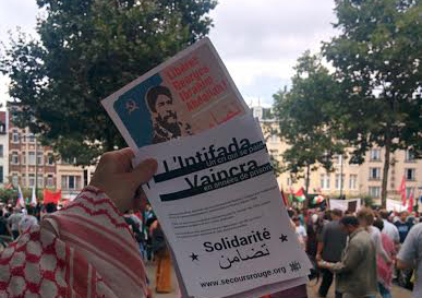 Tract pour Georges Abdallah