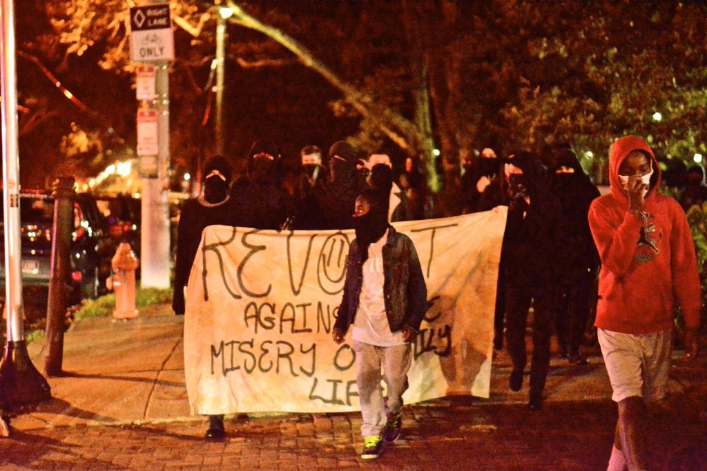 'FTP March' à Philadelphie